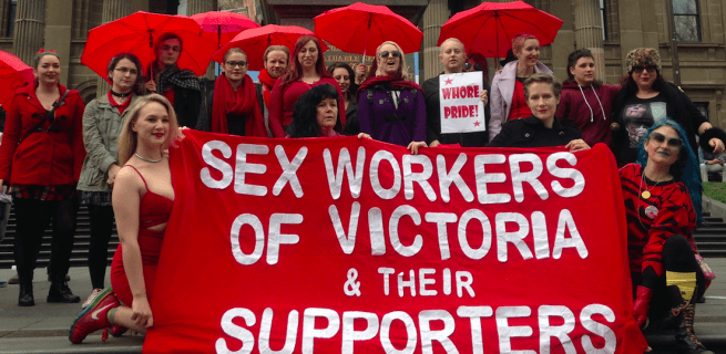 Sex Workers of Victoria Supporters